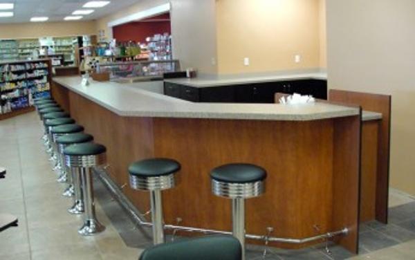 Pharmacy Countertop