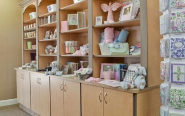 Retail Display Shelves