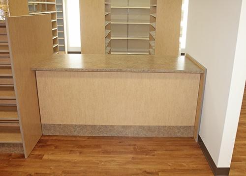 Pharmacy Counter Design