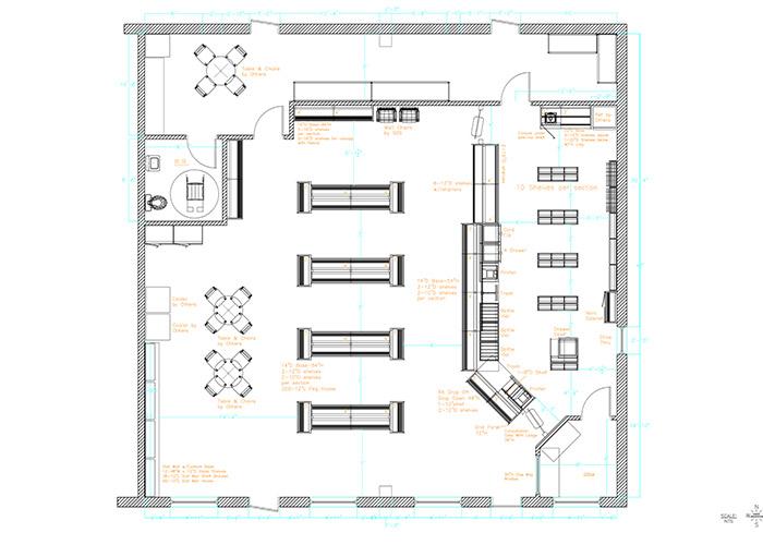 Pharmacy Design Floor Plans