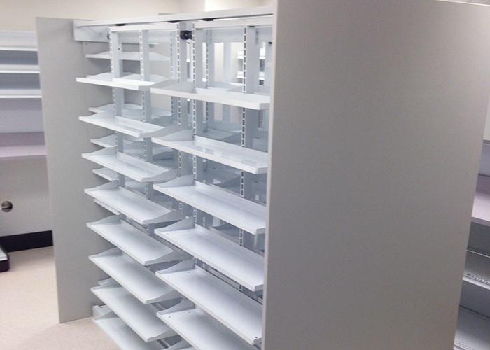 Pharmacy Shelves