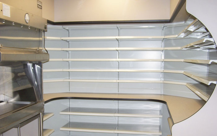 Long-Term Care Pharmacy Storage