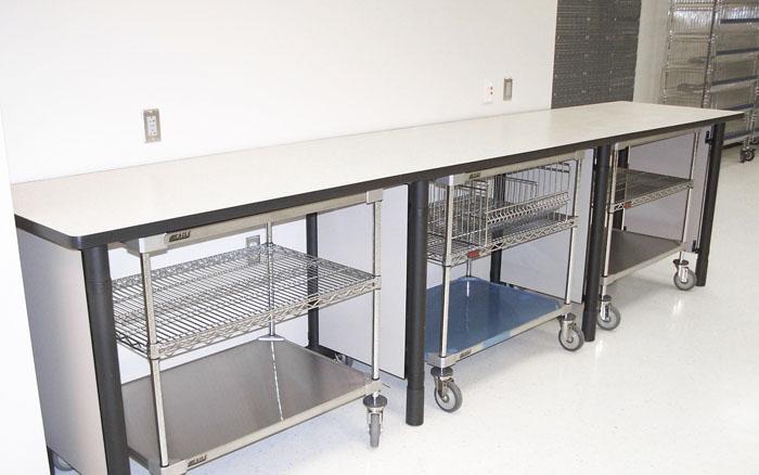 Rolling Storage Long-Term Pharmacy