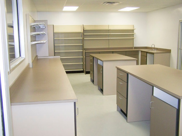Long-Term Care Pharmacy Workspace
