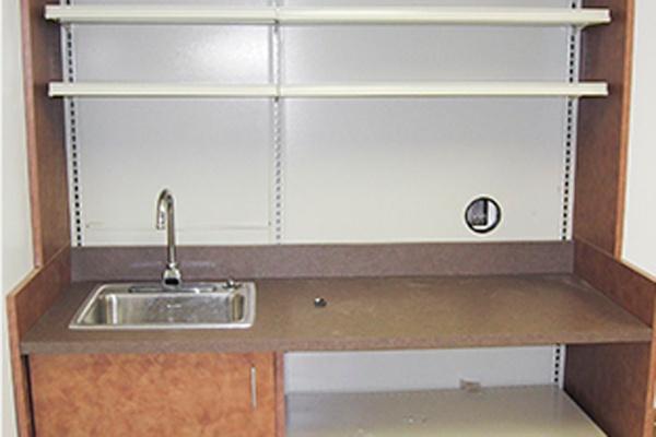 Sink Area Long Term Care Pharmacy